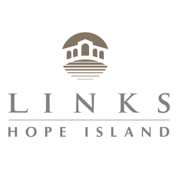 A ROUND AT LINKS HOPE ISLAND