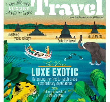 Luxury Travel Magazine. Issue 61/Summer 2015