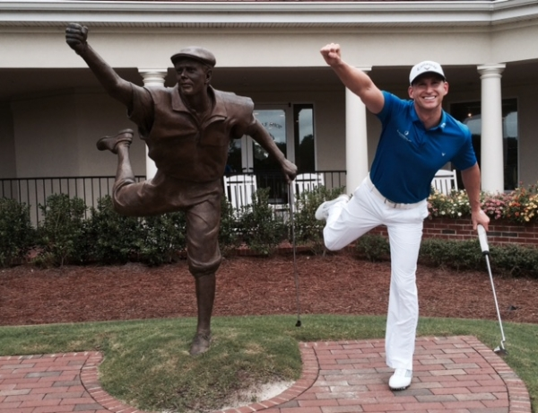 Trav's Pilgrimage to PINEHURST!